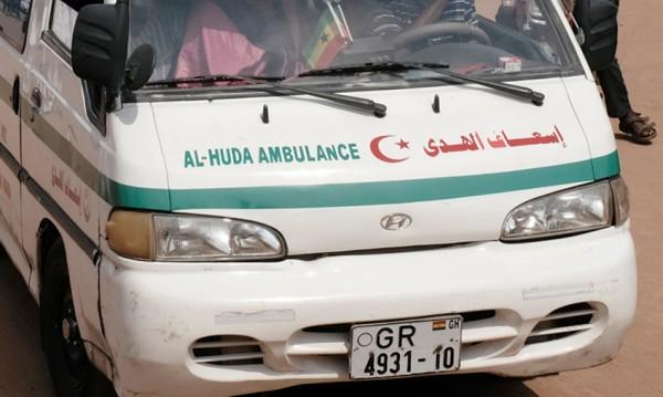 Над 70 загинали при сблъсък на два автобуса в Гана