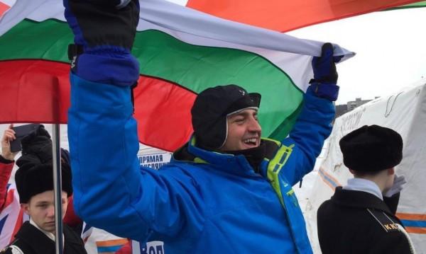 Шампионът в ледени води Петър Стойчев няма търпение за лятото