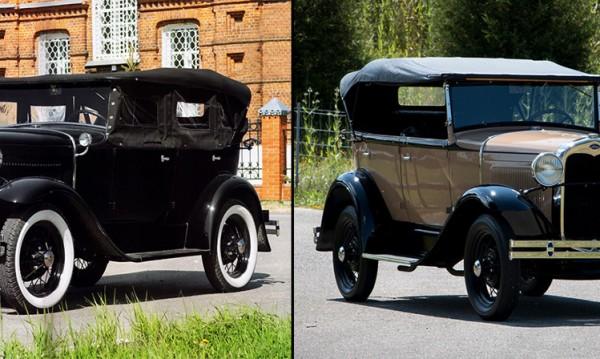 Как в СССР копираха западните модели автомобили