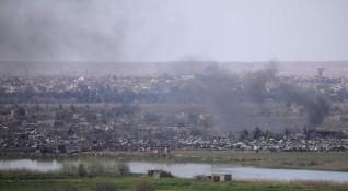 Капитулира последното гнездо на съпротива на ИД в Сирия