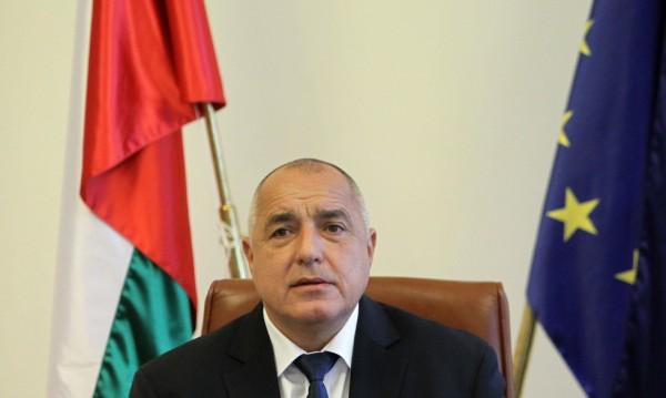 Премиерът Бойко Борисов прие оставката на министър Цецка Цачева