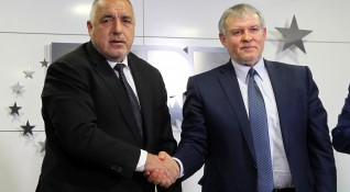 СДС ще финализира преговорите с ГЕРБ за евровота