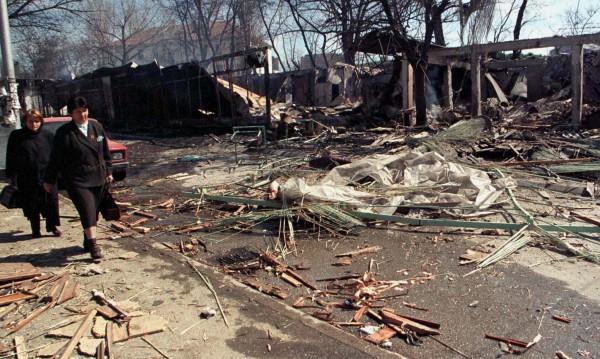 Агресията на НАТО срещу Югославия - петно на позора