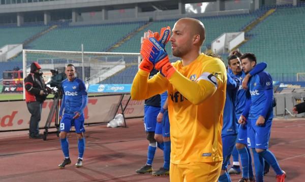 Левски предлага нов договор на Ники Михайлов