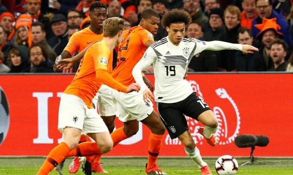 """5 гола, късна драма... Германският ботуш стъпка """"Лалетата"""""""
