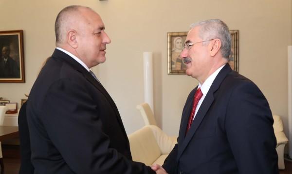 Борисов благодарен на Турция заради мигрантите
