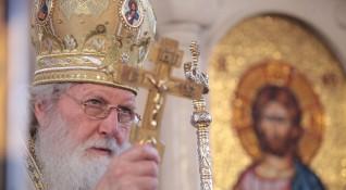 Патриарх Неофит благослови християните на Благовещение