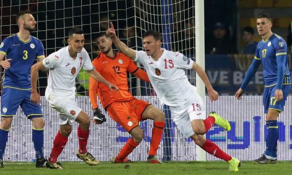 Късметът и Михайлов спасиха България в Косово