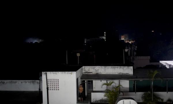 Венецуела отново в тъмнина, нова авария спря тока