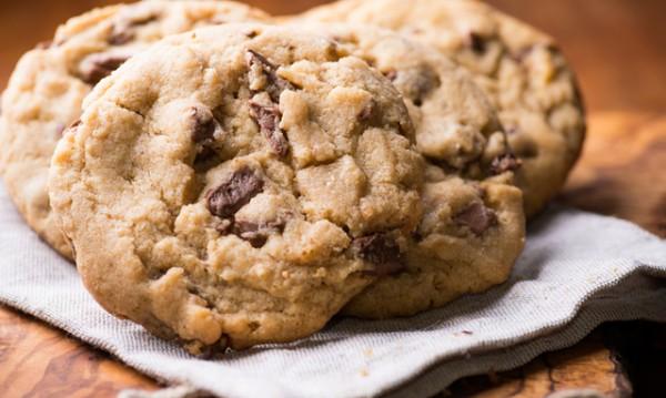 Рецептата Dnes: Бисквити с тъмен шоколад