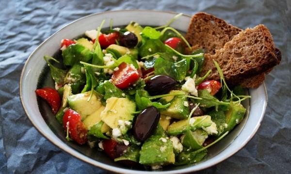 Как да направите салатата диетична и здравословна?