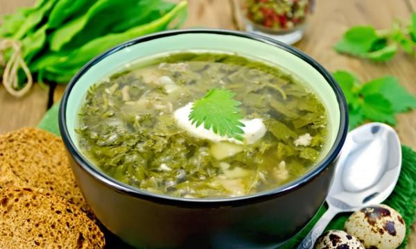 Рецептата Dnes: Застроена пролетна супа с коприва
