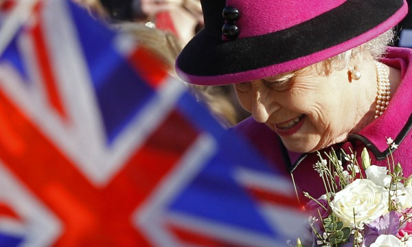 На показ: Речта на Елизабет II при Трета световна война