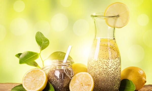 Напитка за отслабване със семена от чия