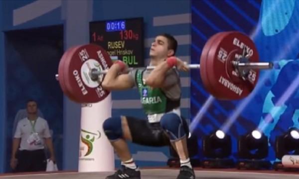 България с два сребърни медала на старта на Евро2019 по щанги