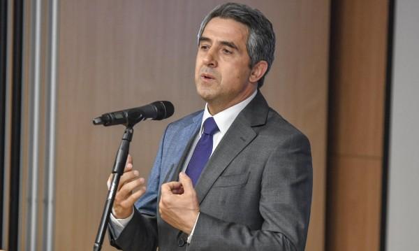 Плевнелиев: Корупцията е най-големият нерешен проблем у нас