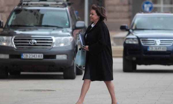 Корнелия обвини ГЕРБ: Управляващите бранят статуквото!