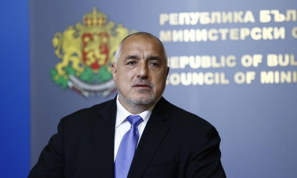 Борисов за КСНС: Предложеното от Радев -  подарък за Нинова