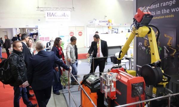 Металорежещите гиганти и технологии от последно поколение на изложение MachTech&InnoTech Expo