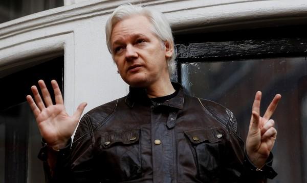 Уикилийкс: Шпионска операция срещу Джулиан Асандж