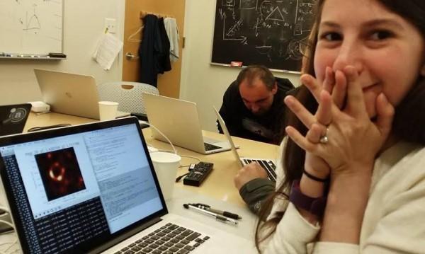 Д-р Кати Бауман – момичето, благодарение на което видяхме черна дупка