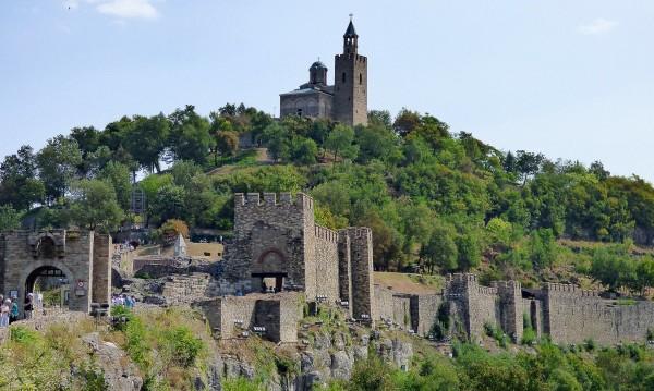 Велико Търново - историческата и духовна столица на България