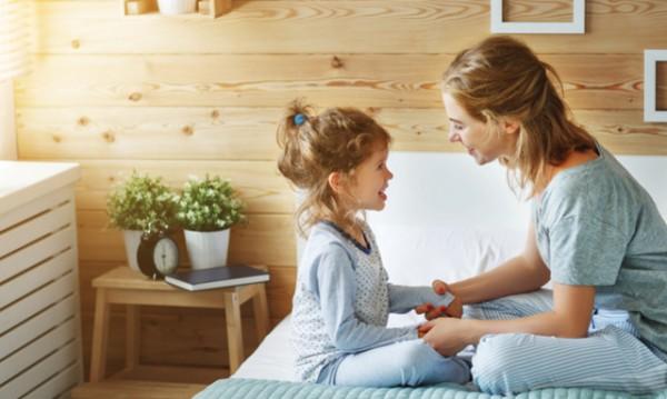 Въпроси, които ще ви помогнат да общувате с децата