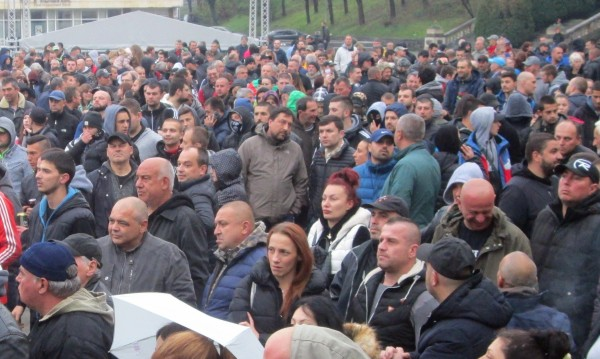 Габрово отново на протест заради побоя в магазин