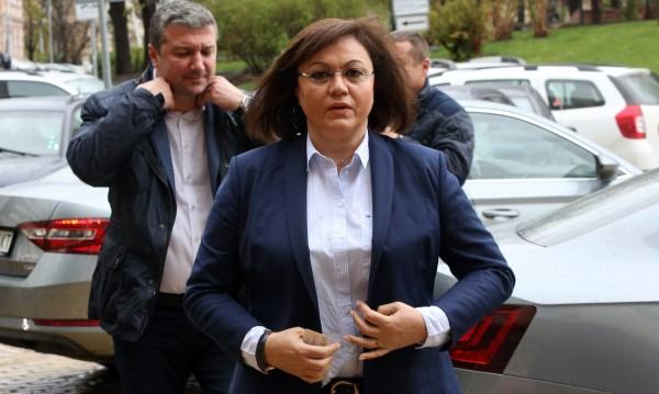 Нинова: Отговорност за изборите вече носи Националният съвет