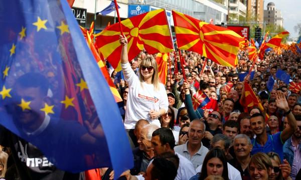 Преди вота в Северна Македония: Не може в ЕС без върховенство на закона