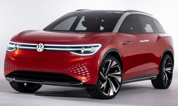 VW показа конкурент на Tesla Model X