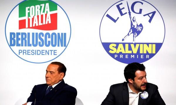 Лешояди кръжат около Берлускони, идва ли краят му в политиката?