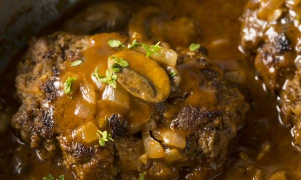 Рецептата Dnes:Телешки стекове с лук