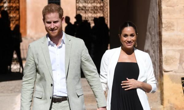 Бебето на Меган и Хари - с двойно гражданство
