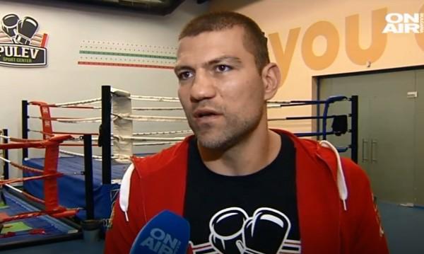 Тервел Пулев уверен: През юли ще съм напълно във форма