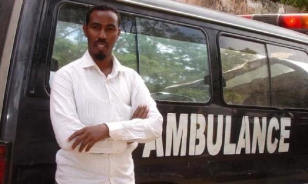Мъжът, който подкара първата безплатна линейка в Сомалия
