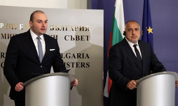 Амбиция: Фериботите между България и Грузия по 2 на ден