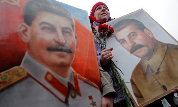 Анкета: Руснаците уважават и адмирират Сталин