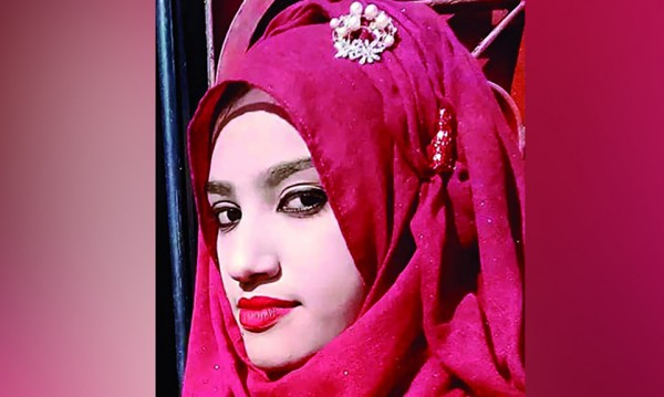 Нусрат, която се оплака от своя учител и бе... изгорена жива