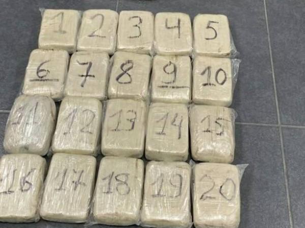 Снимка: Съдят турчин и иранец за контрабанда на 288 кг хероин