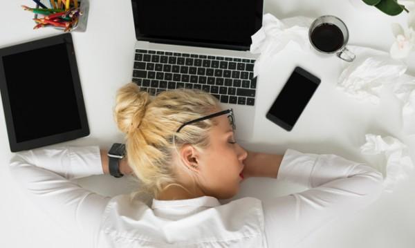 10 признака, че работата ви стресира