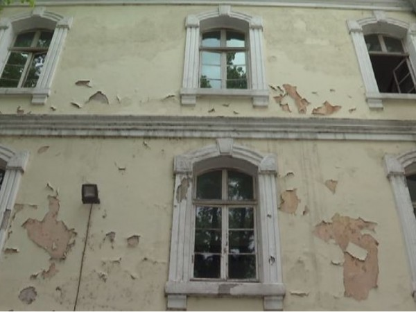 Снимка: Училището на Найден Геров в Пловдив - 170 години без ремонт