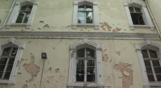 Училището на Найден Геров в Пловдив - 170 години без ремонт