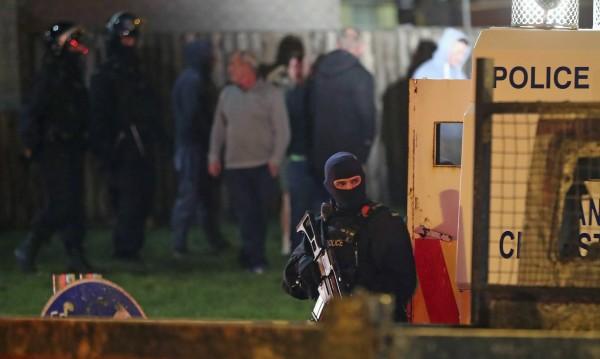 Журналистка е застреляната жена в Северна Ирландия