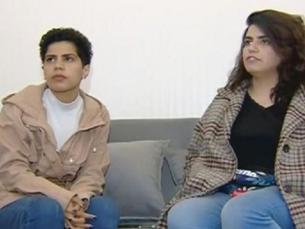 Уафа и Маха ал-Субаие са едва на 25 и 28