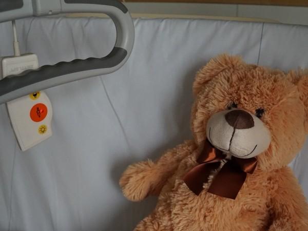 Момичето, което родители оставиха в детската клиника на пловдивската болница,