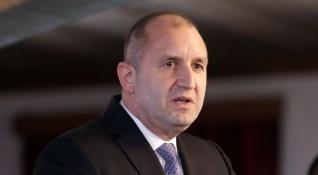 Радев след последния КСНС: Няма политическа воля за борба с корупцията!