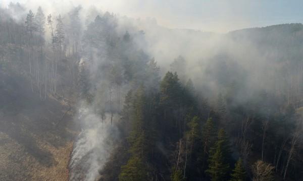 17 пострадали при пожари в Забалкайския край в Русия