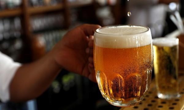 """Любител на пивото подобри собствения си """"бирен"""" рекорд"""