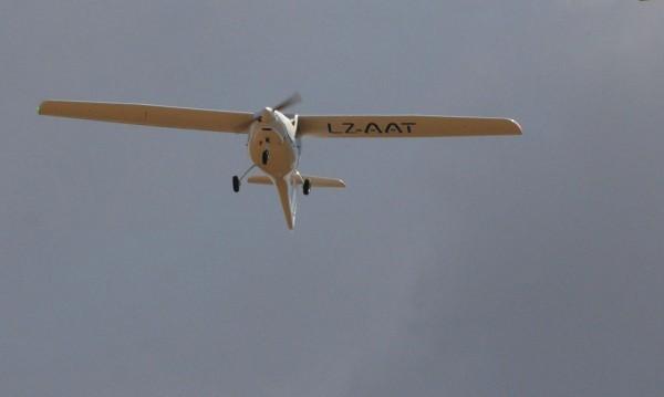 Повреда в крилото довела до разбиването на самолета в Оризари